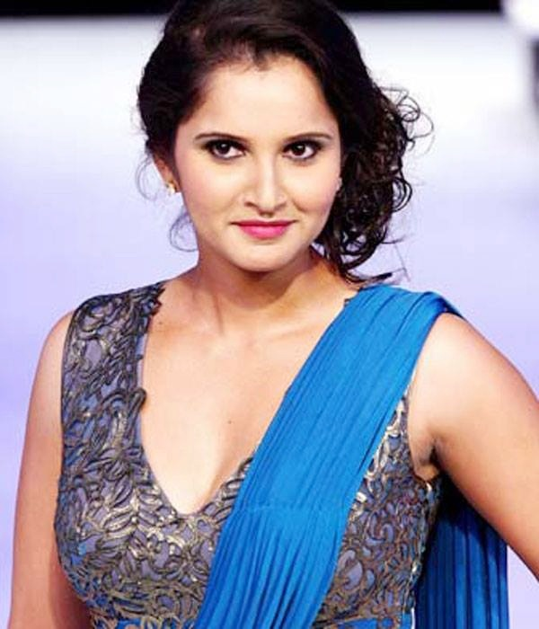 Photos The Life And Times Of The Glamorous Sania Mirza -6977