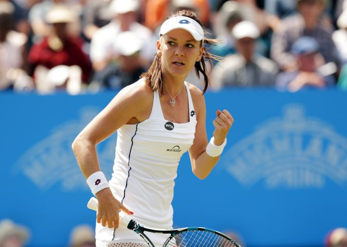 Former World No 2 Radwanska announces retirement