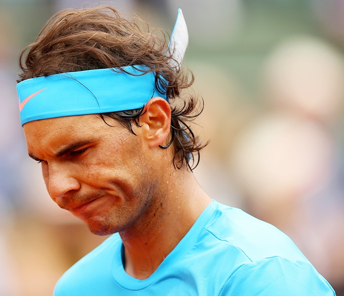Rediff Sports - Cricket, Indian hockey, Tennis, Football, Chess, Golf - Nadal sues ex-French minister over doping allegations