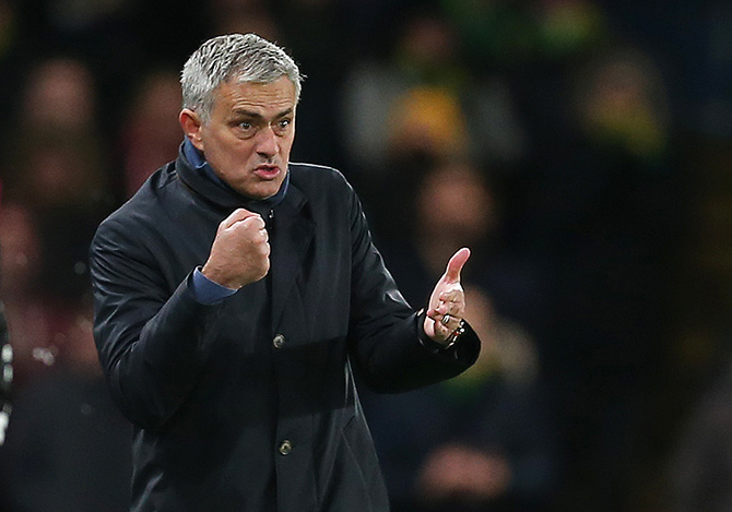 Mourinho vows to show passion, produce results at Spurs