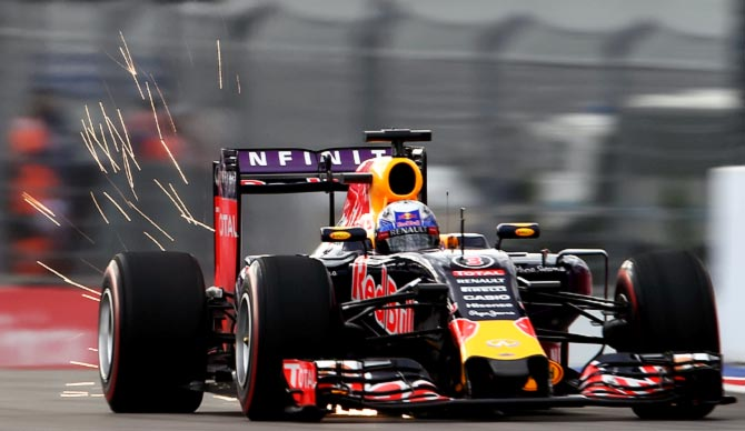 Red Bull being forced out of Formula One?