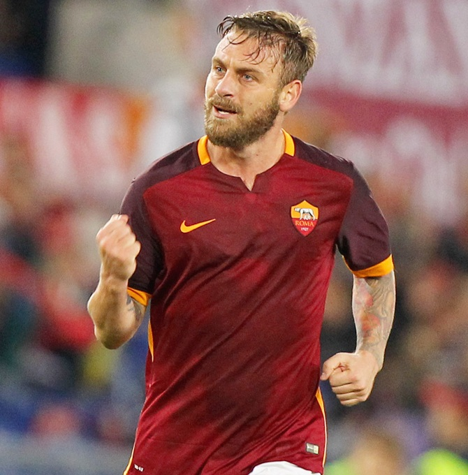 De Rossi to leave Roma after 18 years