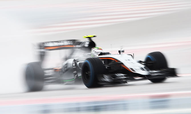 Mallya's Force India F1 team seeks advance on 2016 payments