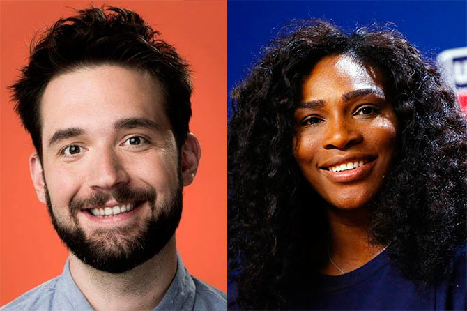 Serena's husband resigns from Reddit board