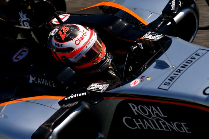 Force India say steering wheel stolen at Monza