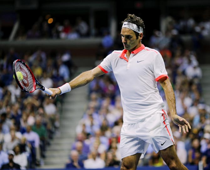 How Swiss maestro Federer is getting better with age