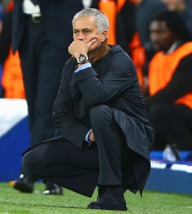 Rediff Sports - Cricket, Indian hockey, Tennis, Football, Chess, Golf - 'Inevitable... Mourinho had to go in the end'