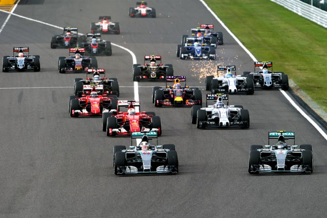 F1 season to start earlier than planned next year