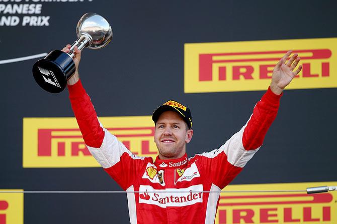 'Vettel needs lottery winners' luck to win F1 championship'