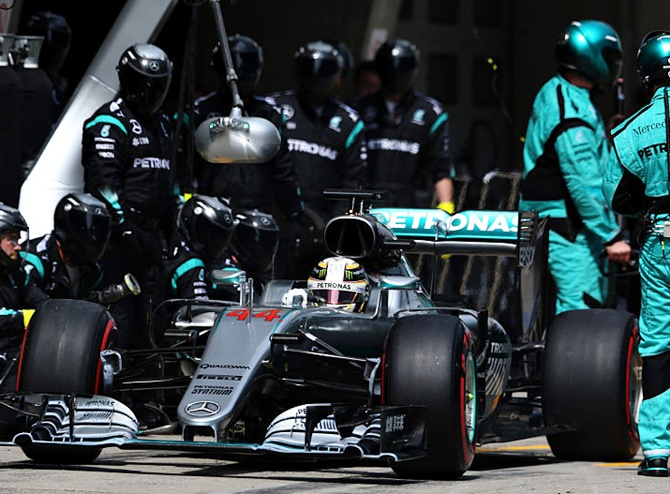 Here's what Hamilton has to say about Chinese Grand Prix...