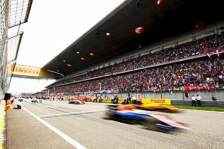 Pitlane incident at Chinese GP unacceptable: FIA