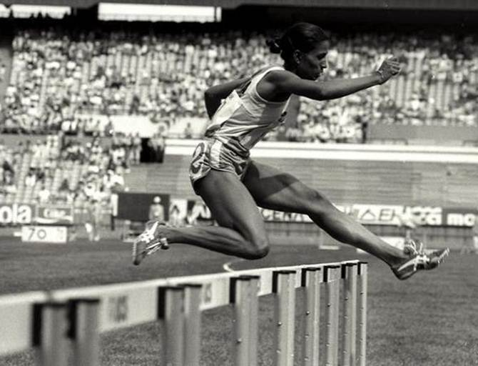 PT Usha was forced to eat rice porridge with pickle at 1984 Olympics