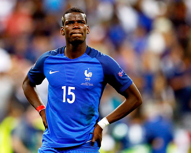 EPL: Did Mourinho just confirm Pogba's arrival to Old Trafford?