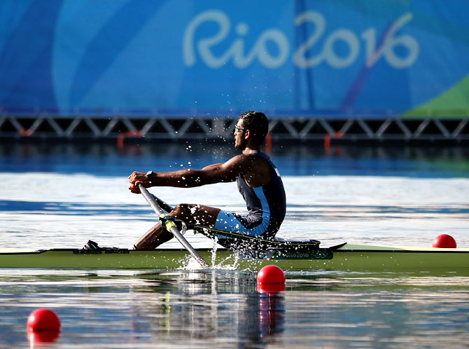 Rowers gear up to make a big splash at Asian Games