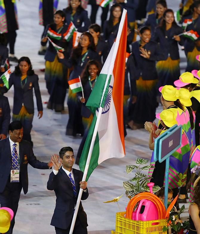 India might have 2 flag-bearers at Tokyo Olympics: IOA