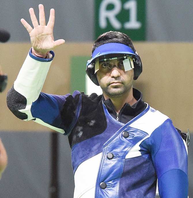Shooter Bindra to pick Indian archery teams