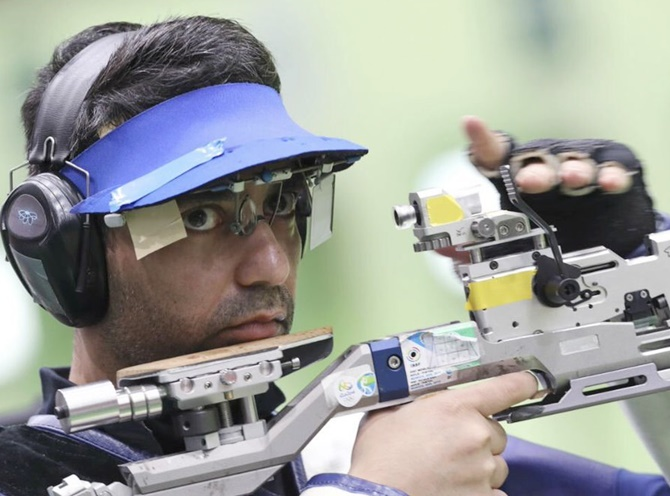 A decade since his Olympic gold, Bindra craving company at top
