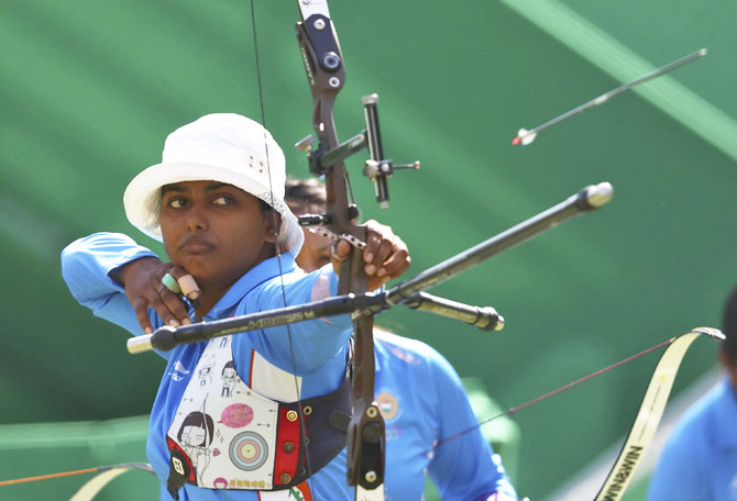 Olympic test event: Deepika fourth in qualifications