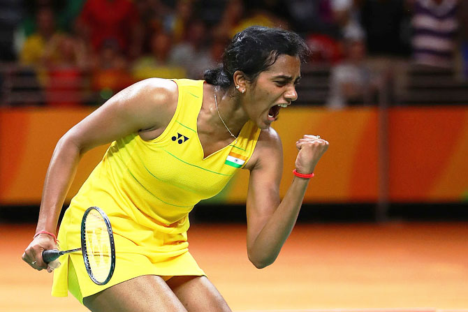By claiming the China Open title last month, shuttler P V Sindhu has shown that her Rio Olympic silver medal was not a one-off