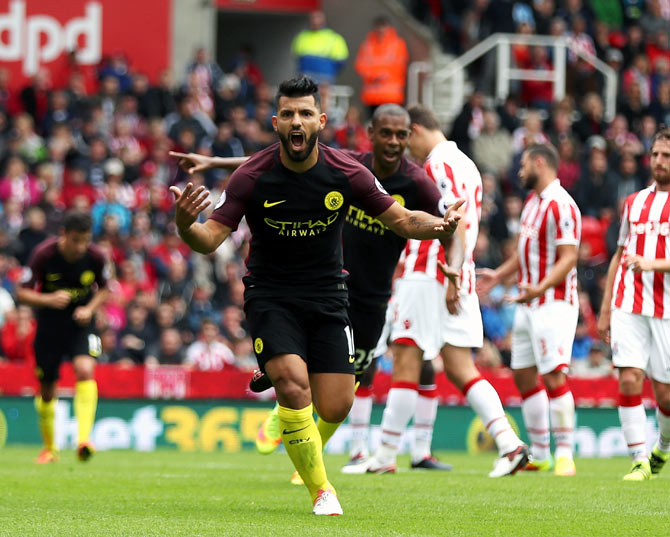 Aguero acknowledges 'picky' Pep allows him more freedom upfront