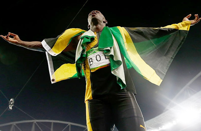 Bolt and Jamaica team-mates ordered to return relay medals