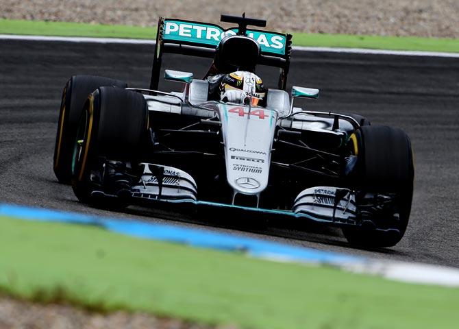 New milestone beckons for world champion Hamilton at Spa