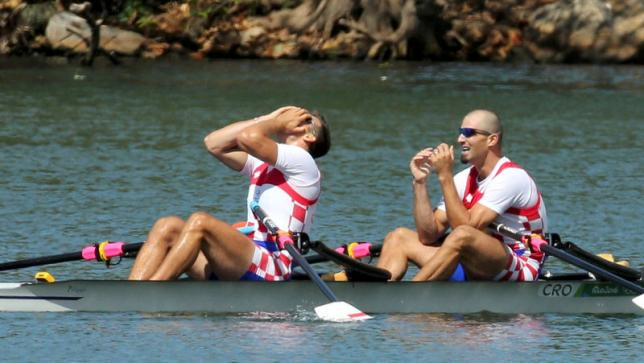 Olympic champ back training as Croatia eases lockdown