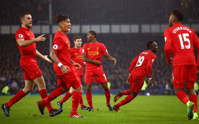 Mane the main man as last-gasp Liverpool triumph
