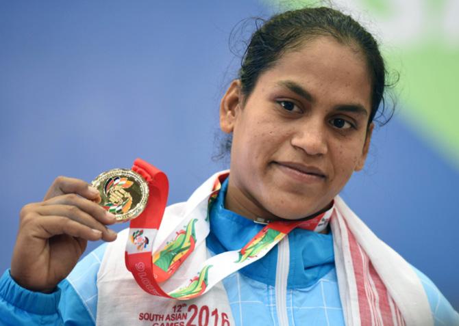 Asian game gold medal