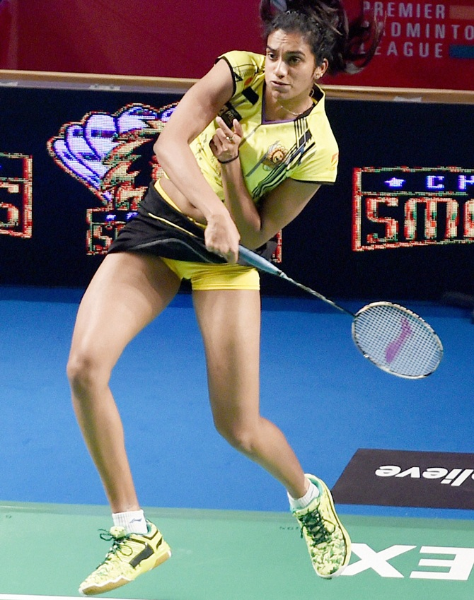 How PV Sindhu is managing the pressure of Olympics