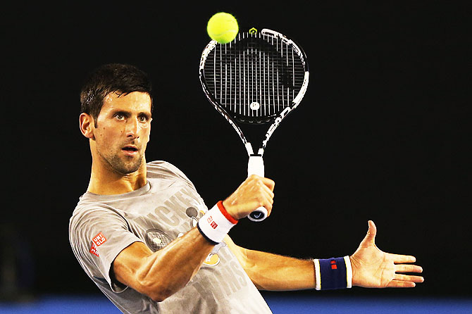 Djokovic finds it tough to adjust to uncertainty