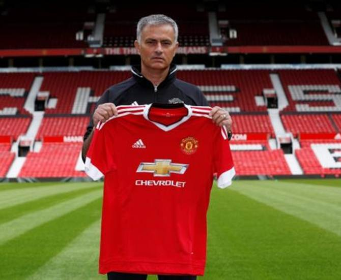 'I want to win matches, everything,' declares Mourinho