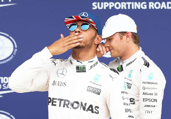 Will Hamilton complete a hat-trick of victories at Hungarian Grand Prix?