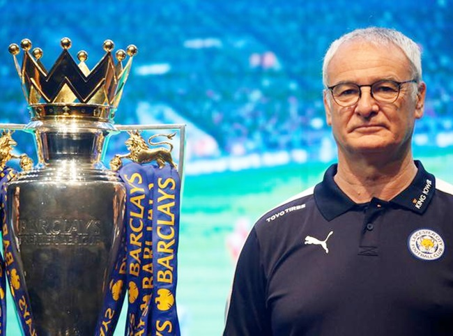 Why Ranieri is not losing sleep over Leicester's title defence