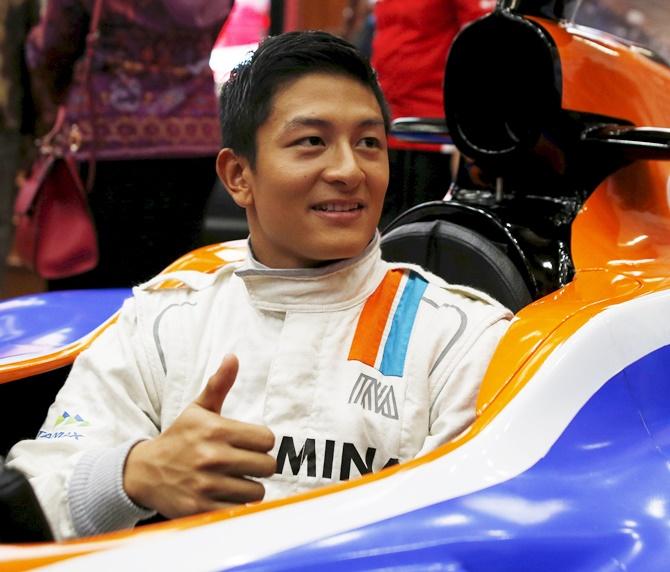 Ramadan makes Haryanto a true fast driver