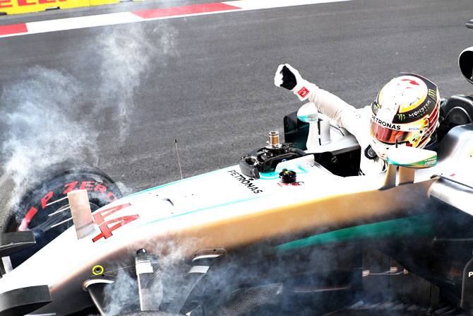 F1: 'Off day' leaves Hamilton seeking his lost rhythm