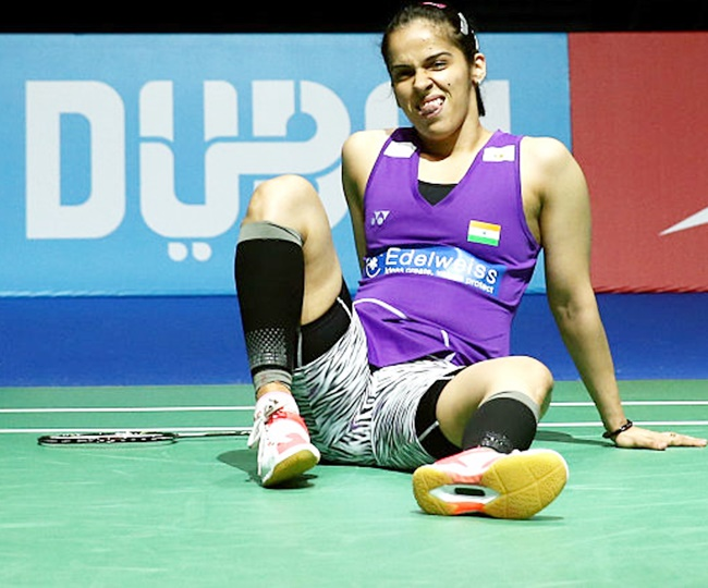 Saina and Co dealing with injuries in pre-olympic year
