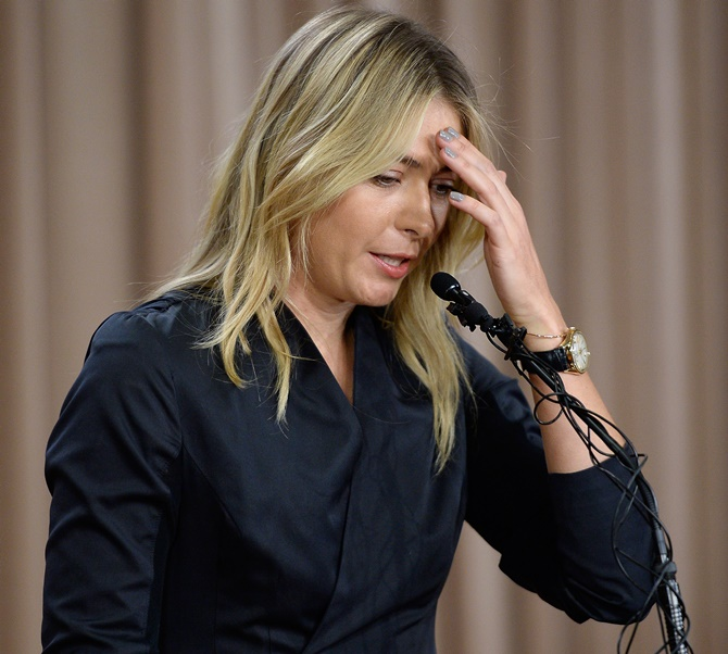 Sharapova won't request Wimbledon main draw wildcard