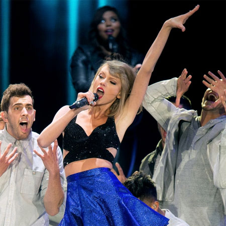 Taylor Swift to perform at 2016 US F1 GP