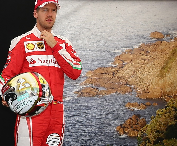 Check out the Formula 1 favourites this season...