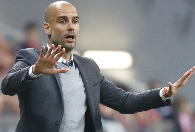 Guardiola not thinking of new deal with Manchester City yet
