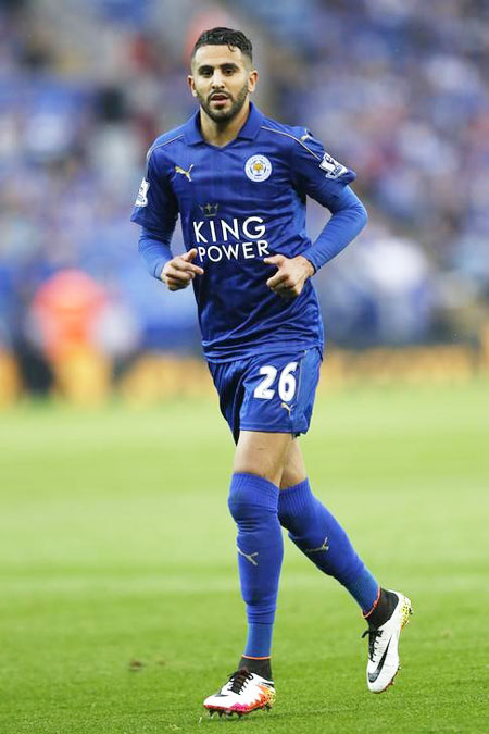 Will 'distracted' Mahrez stay with EPL champions Leicester?