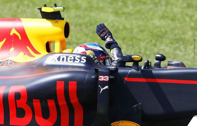 F1: Resurgent Red Bull have plenty in the pipeline