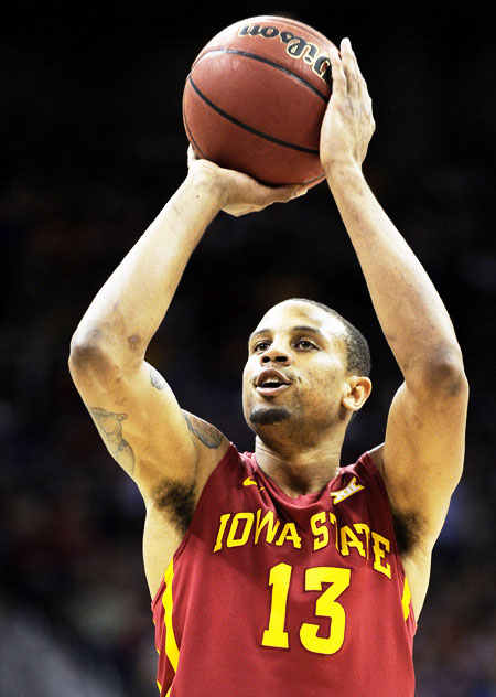 NBA player Bryce Dejean-Jones