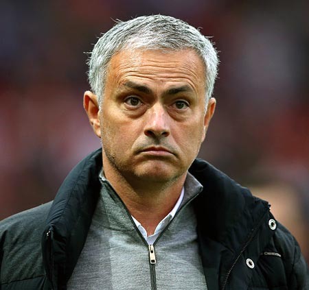 Mourinho hit with second misconduct charge