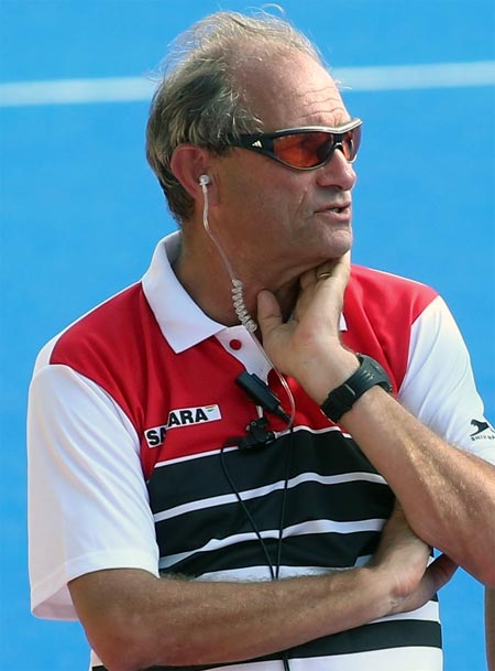 Why Hockey India sacked coach Oltmans