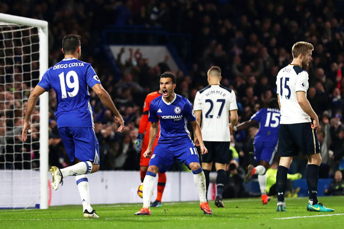 EPL PIX: Chelsea maintain stay on summit; wins for Liverpool, City