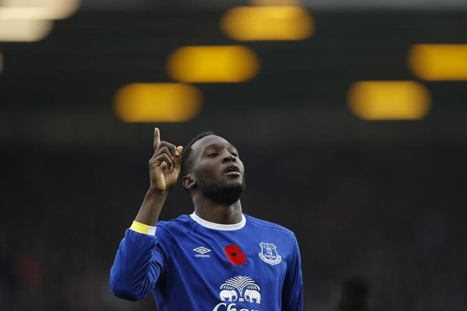 EPL: Lukaku leads Everton past West Ham