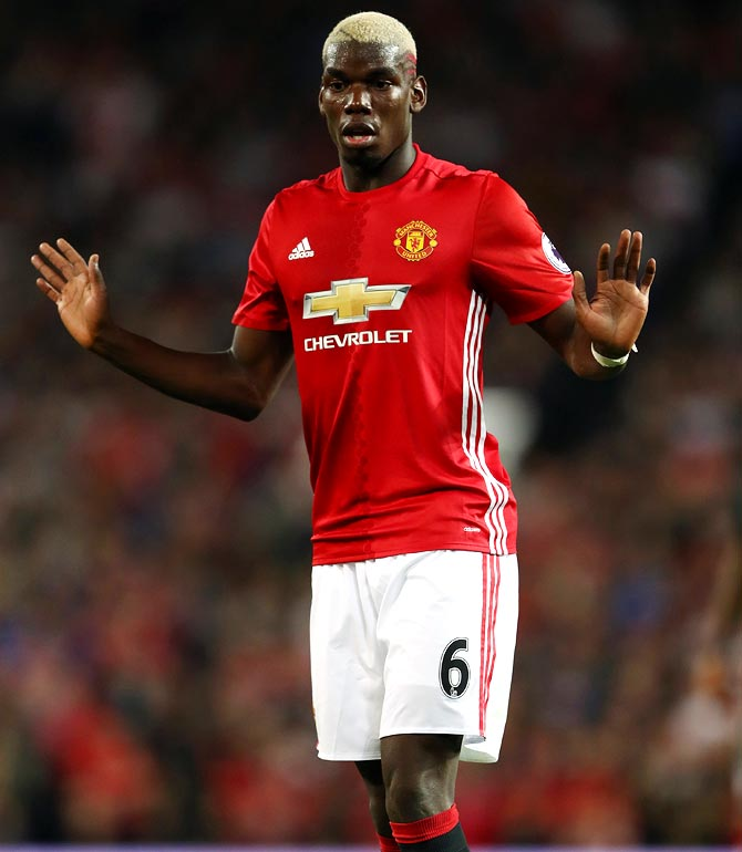 Bereaved Pogba to miss Man United's clash against Southampton