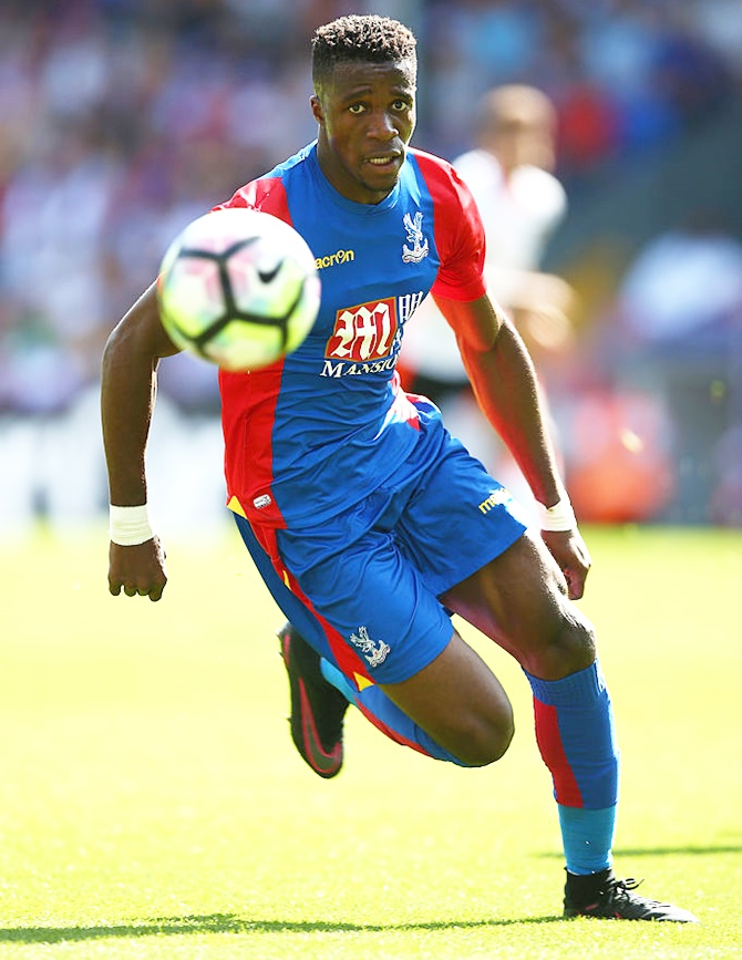 Zaha's price tag is set!